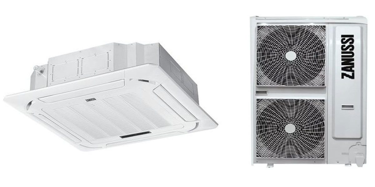 Zanussi ZACC-60 H/ICE/FI/N1
