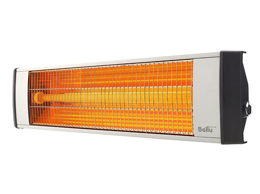 Ламповые инфракрасные обогреватели